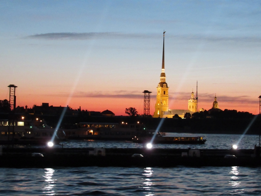 Peter and Paul Fortress.